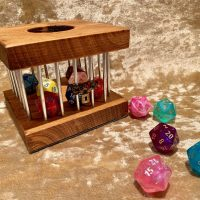 Dnd Dice Jail, Healing Potions Dice bags and DnD RPG player gifts book boxes and dice trays. Gifts for Dungeons and dragons, warhammer and Pathfinder. Leather inlay dragon eyes, tree of life, viking, vikings, nordic, sorcerer, sorcerers, wizard, wizards, odin. Coin pouch, dungeon master inspiration tokens and magnetic flight stands for flying minis
