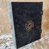 Book Box Celtic Tome Grimoire